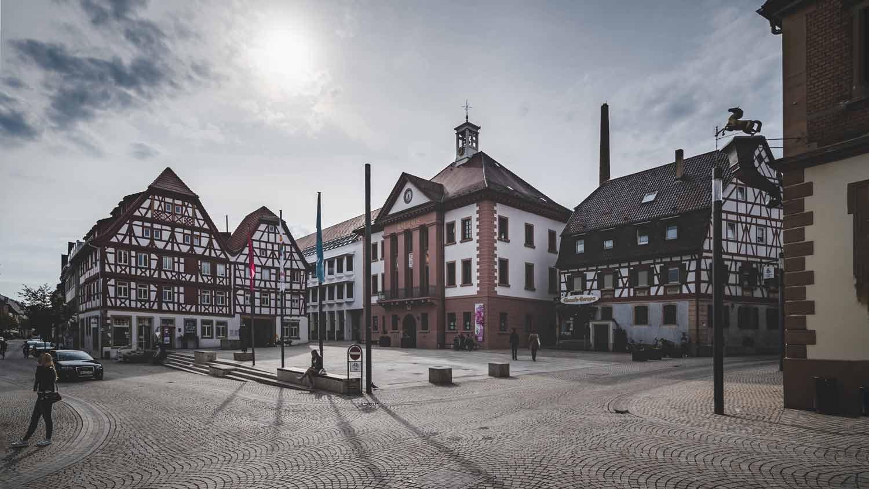 hochzeitsfotograf eppingen fotograf rathaus 01 - Hochzeitsfotograf Eppingen