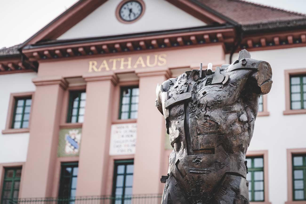 hochzeitsfotograf eppingen fotograf rathaus 02 - Hochzeitsfotograf Eppingen